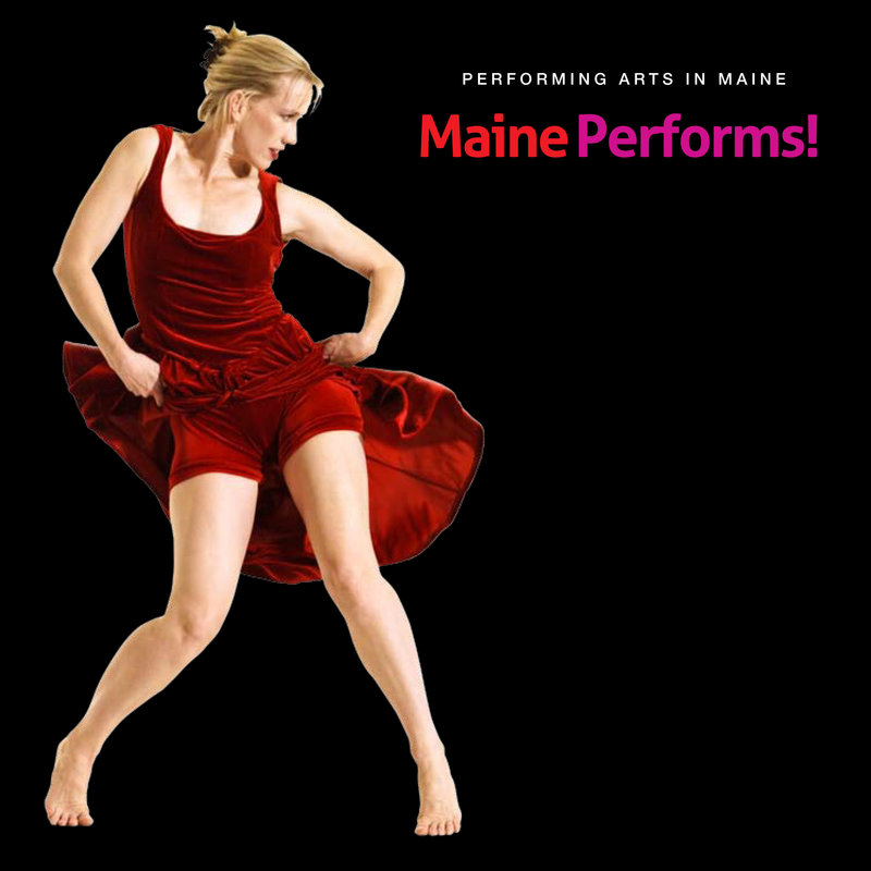 The Office of Tourism's Maine Performs! program includes a brochure highlighting cultural tourism opportunities.