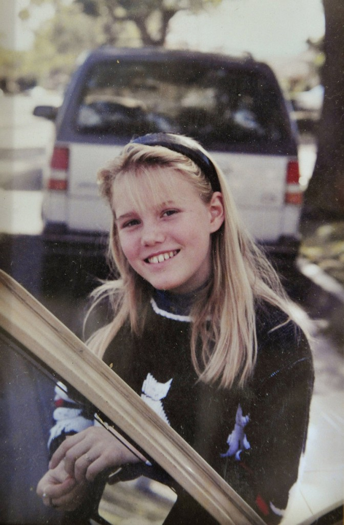 Jaycee Lee Dugard is shown in this photo provided by her stepfather, Carl Probyn. Dugard was kidnapped, raped and held captive for 18 years by Phillip Garrido in California.