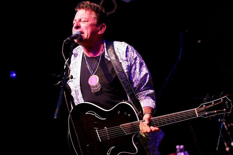Texas singer-songwriter Joe Ely performs Friday at the Stone Mountain Arts Center in Brownfield.