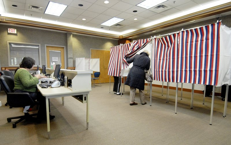 The state encourages people to vote with its current laws, which proposals now pending in Augusta would reverse, a reader says.