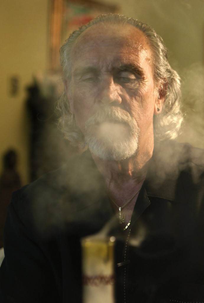 """We've got people who don't like it, they don't like marijuana and they still have that 'communism' and 'perversion' and 'killer weed' attitude,"" says Lonnie Painter, 65, president of the medical marijuana collective at Laguna Woods Village, a California retirement community. Painter uses marijuana tea to help relieve the pain of osteoarthritis."