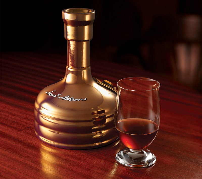 Sam Adams Utopias comes in a beautiful ceramic decanter with an accompanying Riedel wine glass. At $150, it earned the respect but not the affection of five taste testers.