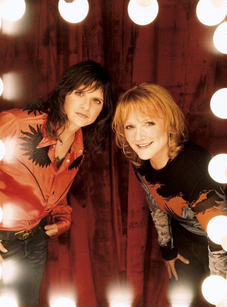 The Indigo Girls perform on Monday and Tuesday in Brownfield.