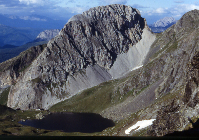 """The """"Rosskopf"""" is more than 8,500 feet high, the """"Grosse Kinigat"""" nearly 8,800 feet."""