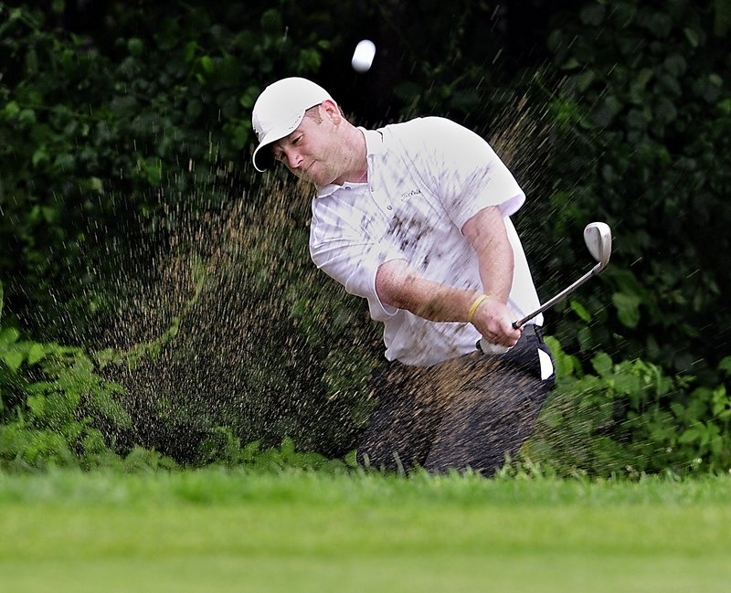 Shawn Warren, who in 2004 became the first amateur to win the Maine Open in 33 years, knows the Falmouth Country Club course well.