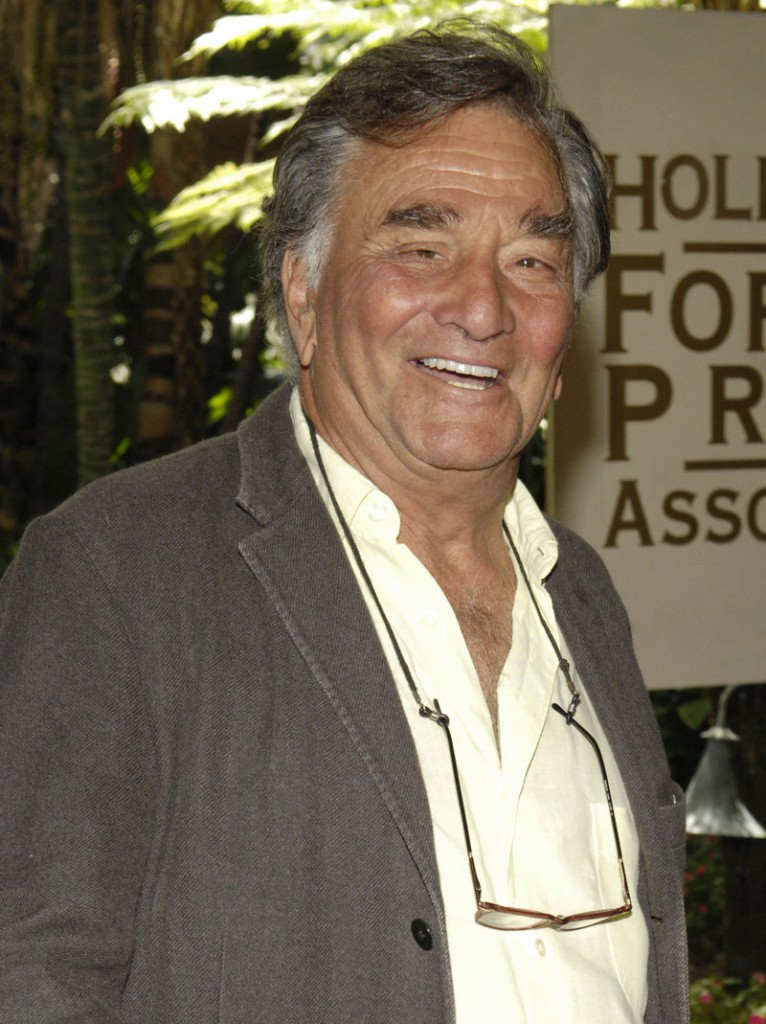 Peter Falk died Thursday at age 83. A TV legend, the actor also had more than 50 feature films to his credit.