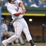 Will Middlebrooks has been a plus for the Portland Sea Dogs, batting .315 with nine home runs entering the All-Star break over the next two days.