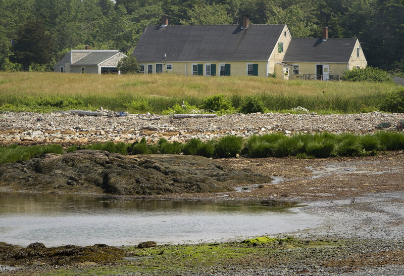 The Ewing family plans to retain the farmhouse and 13 acres at Timber Point in Biddeford when it sells 97 acres in a planned conservation deal. The family is asking $5.125 million.