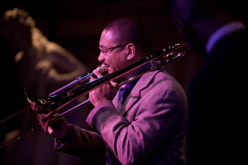 Delfeayo Marsalis plays New Orleans jazz Friday at the Opera House at Boothbay Harbor.