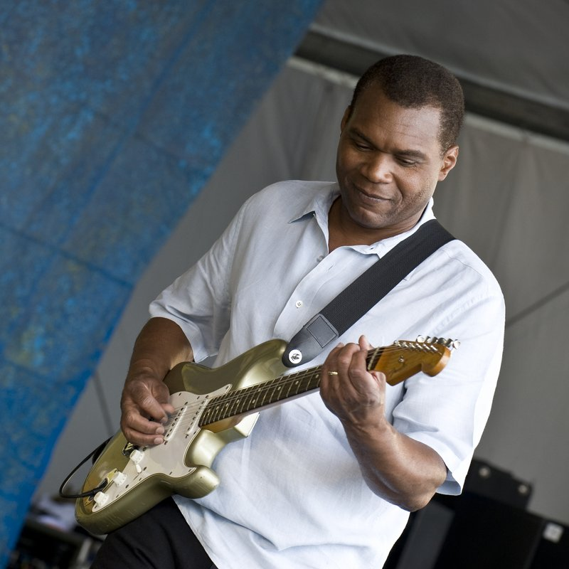 Robert Cray performs at 4:30 p.m. Sunday at the North Atlantic Blues Festival in Rockland.