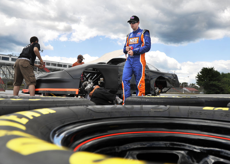 The tires are new, the chassis is new and the motor is new, but the driver, Kyle Busch, will be bringing plenty of experience at the heights of NASCAR racing into the TD Bank 250, scheduled for July 24 at Oxford Plains Speedway.