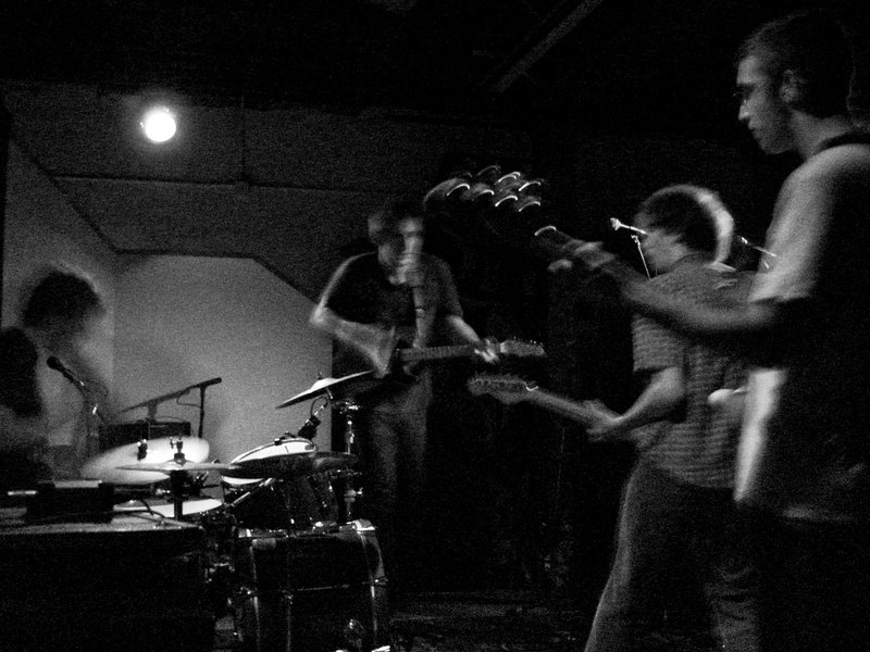 Huak is a post-punk collective intent on burnishing their sound by tapping into other musical talents, such as Ron Harrity of Peapod Recordings.