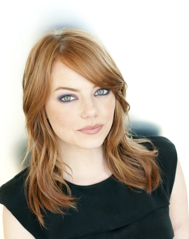 Emma Stone plays Gwen Stacy