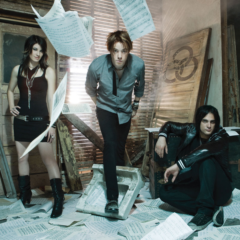 Sick Puppies is looking forward to involving the crowd in its music Sunday at Oxxfest.