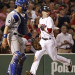Dustin Pedroia, Matt Treanor