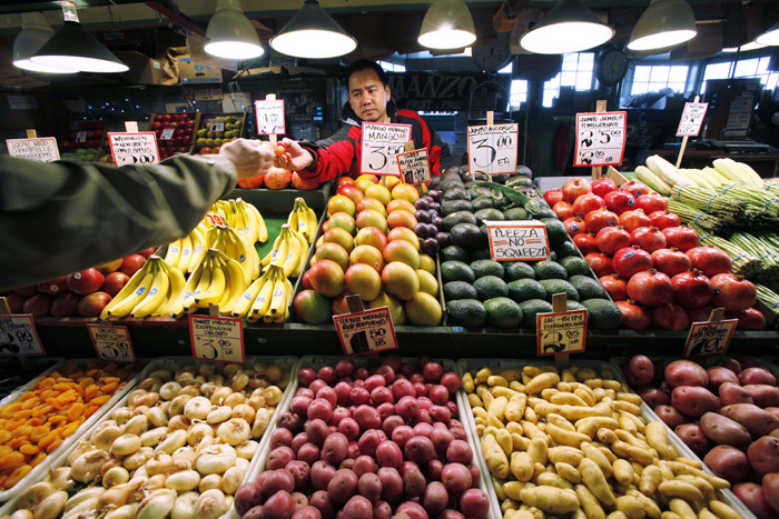 A healthy diet is expensive and could make it difficult for Americans to meet new U.S. nutritional guidelines, according to a study published today.