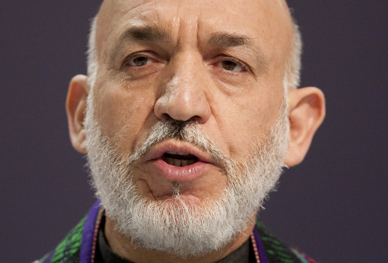 President Hamid Karzai could face a constitutional crisis over election fraud.