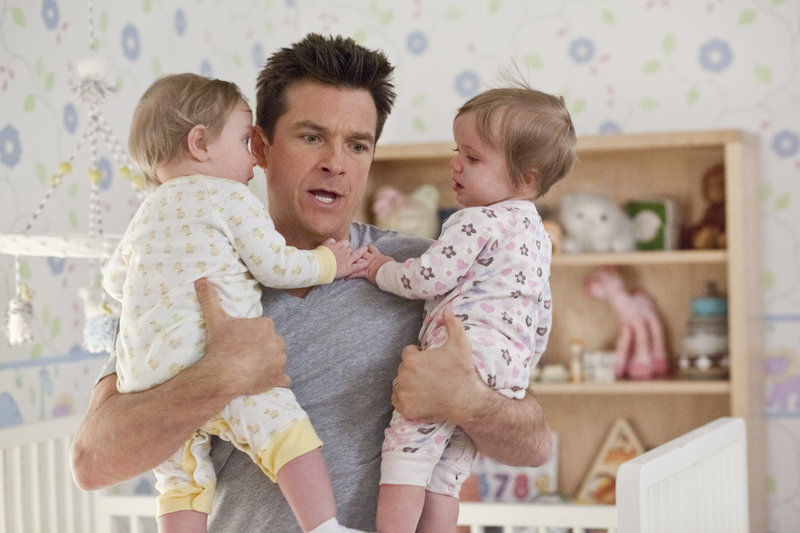 "Jason Bateman in a scene from ""The Change-Up."""