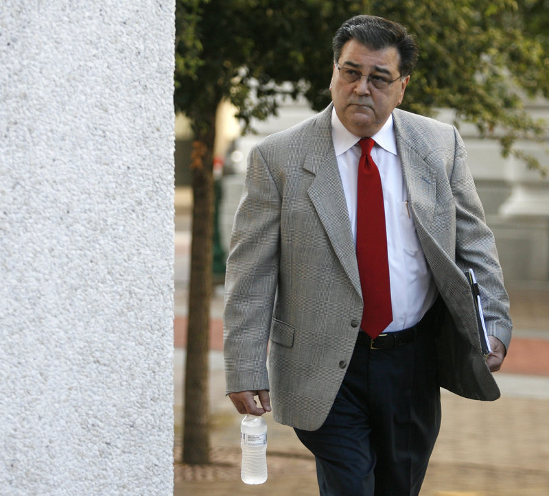 Retired New Orleans police Sgt. Arthur Kaufman was convicted of covering up the deadly shooting on Sept. 4, 2005.
