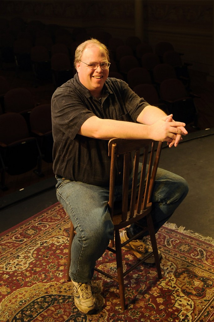 David Greenham has been with the Theater at Monmouth since 1985.