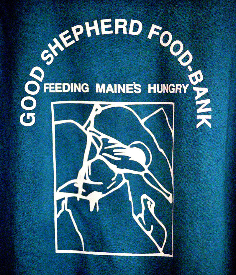 The Good Shepherd Food Bank shouldn't be blamed for seeking what it needs to do its job, a reader says.