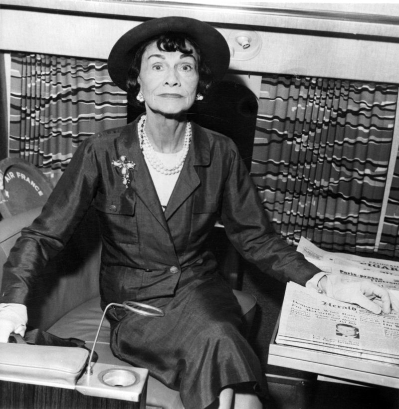Coco Chanel is the subject of a new book that suggests she not only had a wartime affair with a German aristocrat and spy, but that she herself was also an agent of Germany's Abwehr military intelligence organization and a rabid anti-Semite.