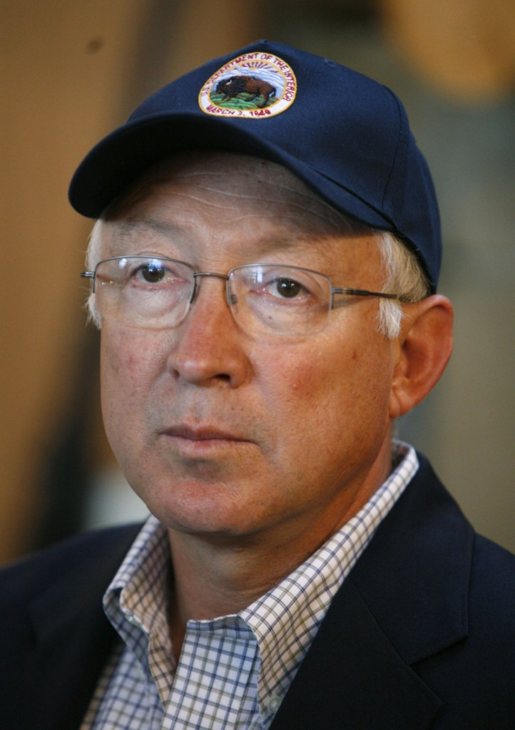 Secretary of the Interior Ken Salazar visited Maine to hear views on a proposal for a new national park and to highlight the economic benefits of outdoor recreation.