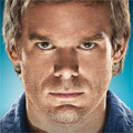Michael C. Hall in Dexter.
