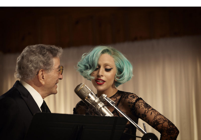 Lady Gaga, seen performing with Tony Bennett, and Katy Perry are among a number of pop stars that Chinese officials want deleted from online music download sites.