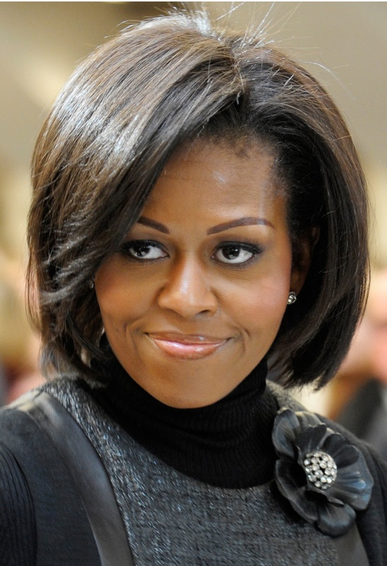 First lady Michelle Obama's popularity has remained high even as President Obama's numbers have slipped. Polls show she has broader appeal than her husband with a number of groups.