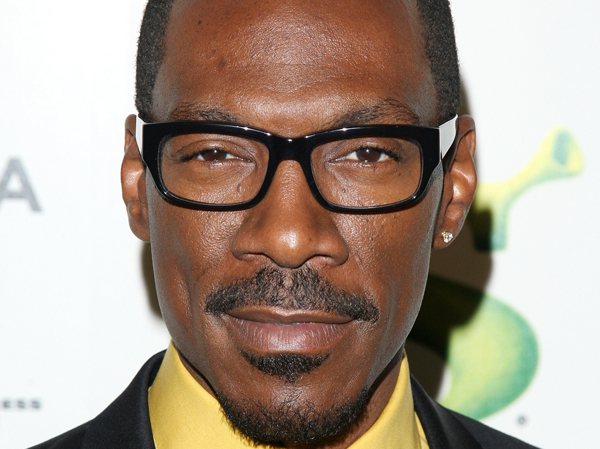 Actor Eddie Murphy will host this year's Academy Awards show on Sunday, Feb. 26, 2012.
