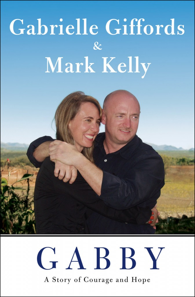 """The joint memoir of U.S. Rep. Gabrielle Giffords and her husband, astronaut Mark Kelly, is due out Nov. 15. According to Scribner, """"Gabby: A Story of Courage and Hope"""" will include a """"deeply personal account"""" of her recovery from a gunshot wound to the head."""