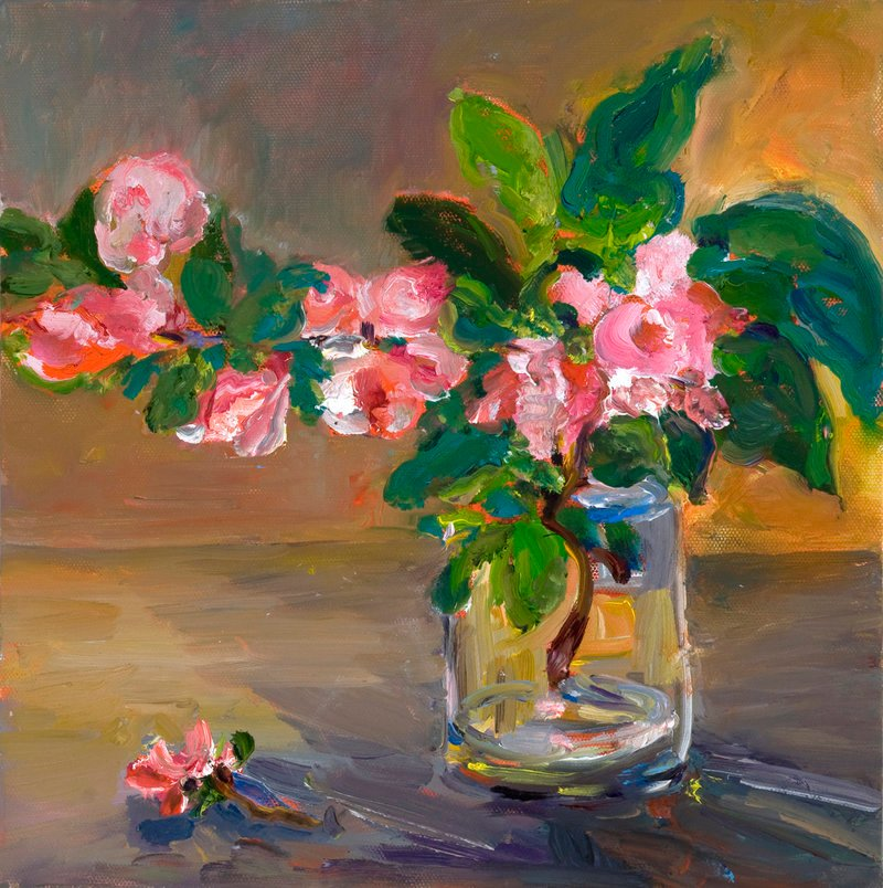 """""""Reflections of Joy,"""" an exhibition of oil paintings by Yarmouth artist Margareta """"Meta"""" McDonald, is on view through the fall at Mercy Yarmouth, 385 Route 1. The show is open to the public from 8 a.m. to 8 p.m."""