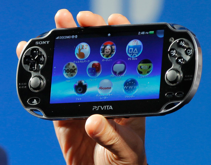The PlayStation Vita will start at $249 when it is released in the United States next year. No date has been set.