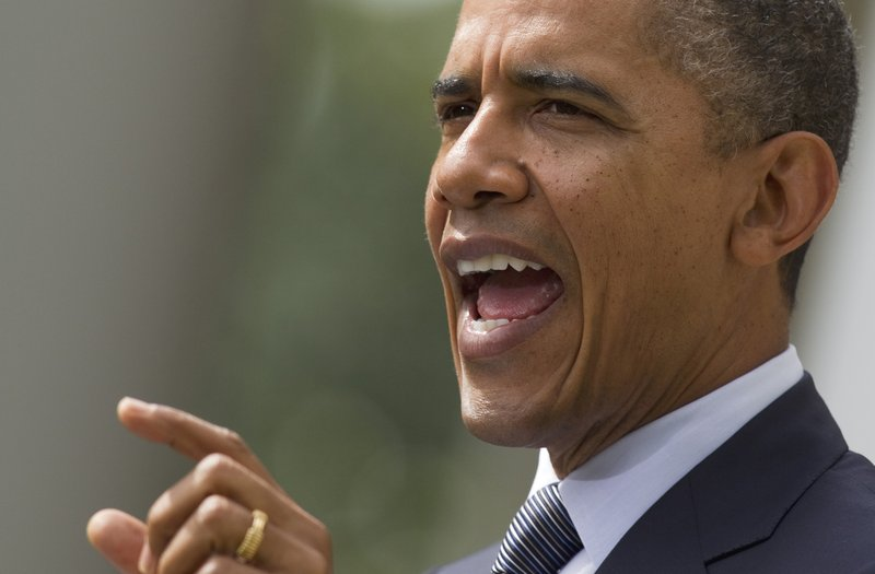 President Obama's speech bluntly challenged debt-reduction strategies by the GOP.