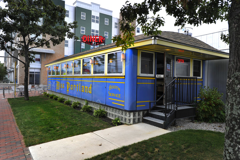 Tom Manning says he's pleased he was able to preserve the 62-year-old lunch car, where he employs 20-25 people year round.