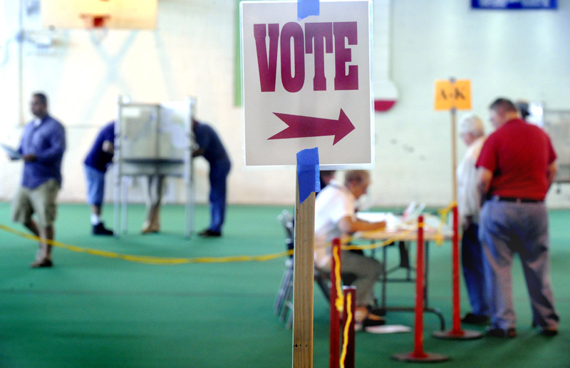 During the voter fraud investigation, five students voted in two different states in the same year – but not in the same election – and that was legal.