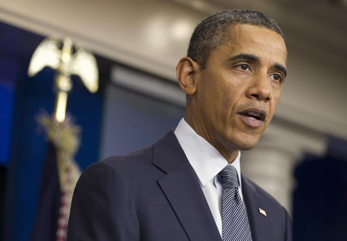 President Barack Obama declares an end to the Iraq war, one of the longest and most divisive conflicts in U.S. history, announcing that all U.S. troops would be withdrawn from the country by year's end.
