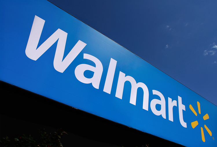 A spokesman for Wal-Mart says,