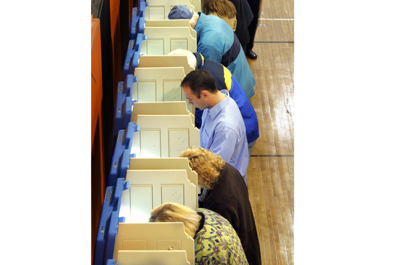Should voters be able to register on Election Day? Mainers will decide on Nov. 8.