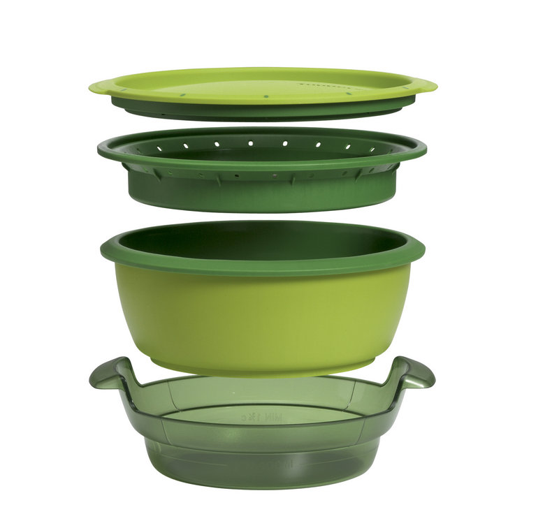 The Tupperware SmartSteamer. Tupperware is enjoying a renaissance 65 years after it first hit the market with Wonder Bowls, Bell Tumblers and Ice-Tup molds for homemade frozen treats.