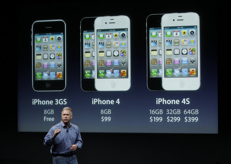 """Phil Schiller, a senior vice president at Apple, said Tuesday at the iPhone 4S unveiling, """"For many customers, the iPhone 4S will be the best still camera they've ever owned (and) the best video camera they've ever owned."""""""