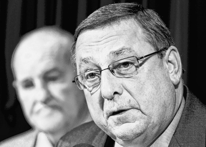 Gov. LePage's record on labor issues is still a matter of dispute for the people of Maine.
