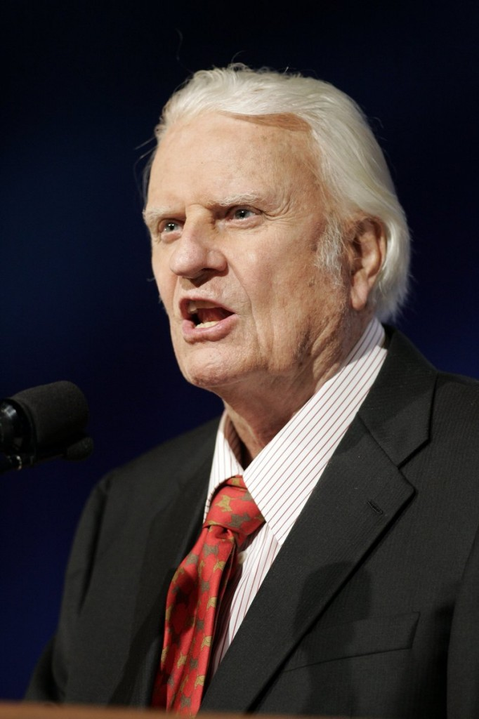 """Billy Graham's 30th book, """"Nearing Home: Life, Faith and Finishing Well,"""" will be released this month."""