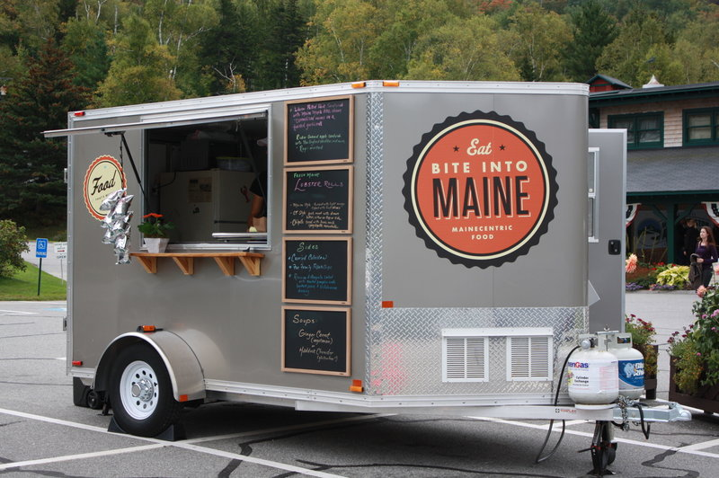 Bite Into Maine operates a food truck that serves six types of lobster rolls. It is licensed to set up at Fort Williams Park in Cape Elizabeth. These well-equipped kitchens on wheels have become popular in other foodie metropolitan areas such as Portland, Ore., and Austin, Texas.