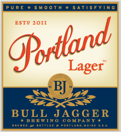 Bull Jagger Brewing Co. will introduce Portland Lager at Harvest on the Harbor in Portland on Saturday.