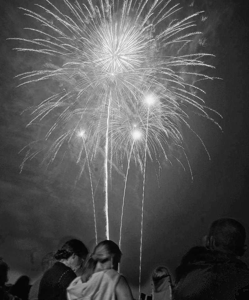 Should towns permit or ban fireworks? It's an issue on which readers differ.