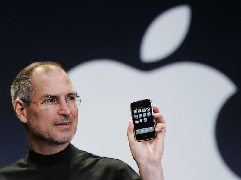 The late Steve Jobs, Apple's CEO, deserved considerable credit but not adulation, a reader says.