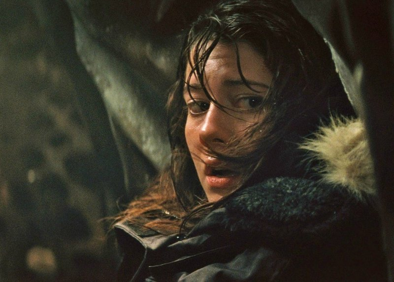"""Mary Elizabeth Winstead stars as a graduate student who joins in the search for an alien life form in Antarctica in """"The Thing."""""""