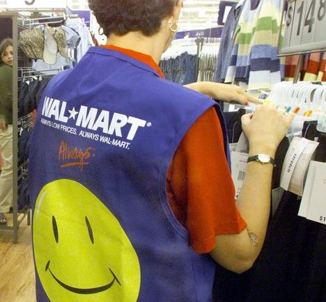 Walmart Shifts Health Coverage Costs Portland Press Herald